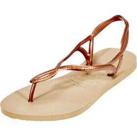 havaianas Luna Sandaler Damer beige